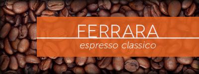 Espresso směs FERRARA