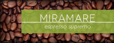 Espresso směs MIRAMARE