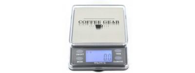 Digitální váha na kávu (500 x 0,1 g)