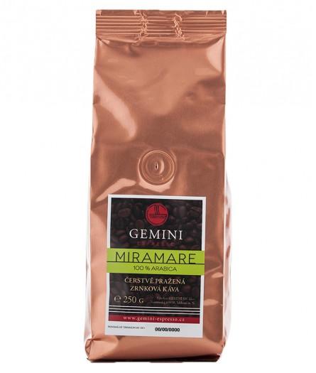 Espresso směs MIRAMARE 250g
