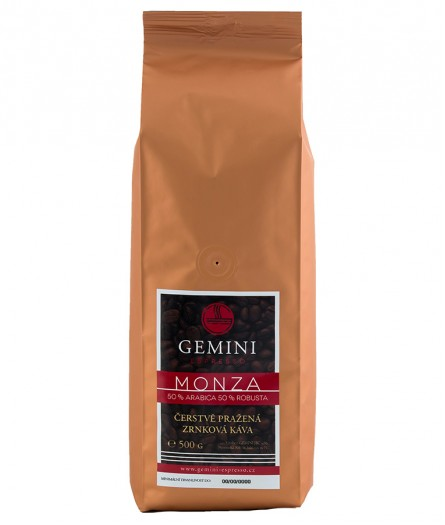 Espresso směs MONZA 500g