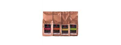 Degustační balení kávy 4 x 250g