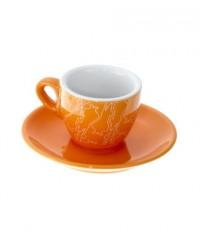Žlutý šálek na kávu Bialetti 2ks